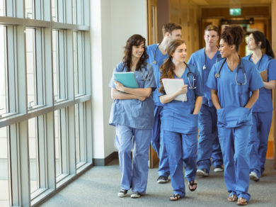 Join our Care Staffing Professionals team